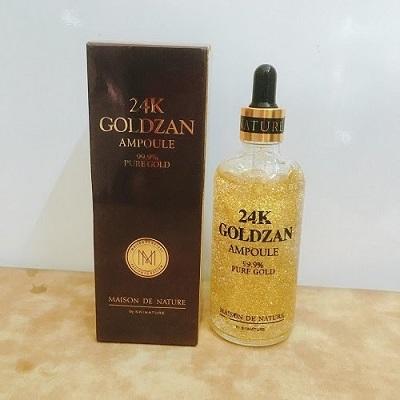 Serum vàng 24k Goldzan